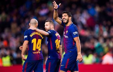Barcelona goleó al Levante con tantos de Messi, Suárez y Paulinho