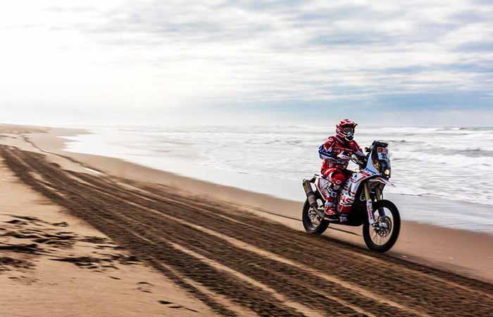 Dakar 2018: así quedaron los peruanos en la Etapa 4
