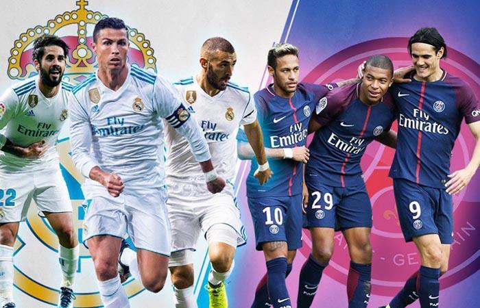 Champions League: ¿podrá el Real Madrid levantar cabeza ante el PSG?