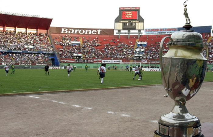 Copa Perú. Foto: Twitter