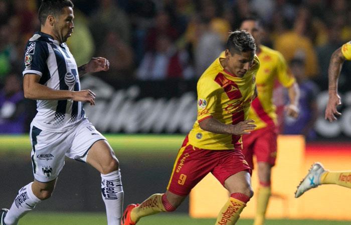 Morelia ganó 1-0 con gol de Raúl Ruidíaz al Puebla por la Liga MX