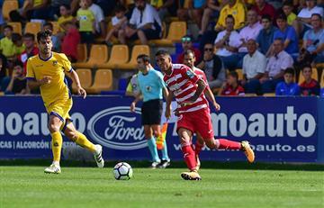 Granada con Sergio Peña cayó 1-2 ante el Albacete por la Liga 123
