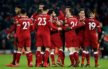 Liverpool derrotó al Manchester City y le quitó el invicto