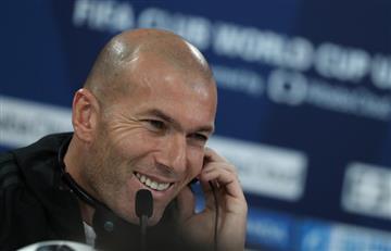 Zinedine Zidane: el mensaje que le dio a Cristiano Ronaldo