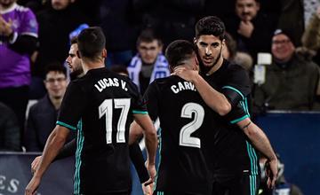 Real Madrid sueña con las semifinales de la Copa del Rey