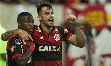 Flamengo y Vasco da Gama no se hicieron daño en la Copa Carioca