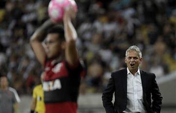 Flamengo criticó fuertemente a Reinaldo Rueda