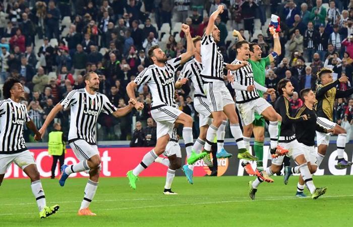 Juventus. Foto: Twitter