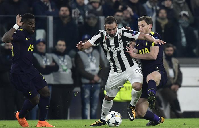 Juventus. Foto: AFP