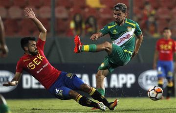 Sport Huancayo rescató punto ante Unión Española por la Copa Sudamericana