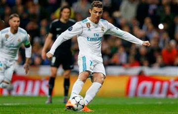 Mira el sorprendente truco de Cristiano Ronaldo a la hora de patear penales