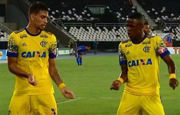 Flamengo con Miguel Trauco goleó 4-0 al Madureira por el Campeonato Carioca
