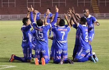 Binacional logró sacarle un empate valioso a Melgar en Arequipa