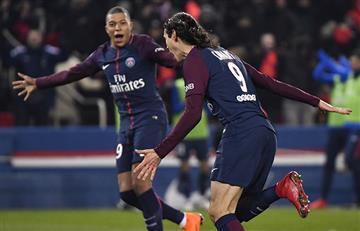 PSG pasó por encima al Marsella en el clásico de la Ligue 1