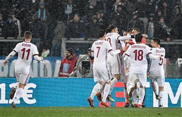 AC Milan será rival de Juventus en la final de la Copa Italia