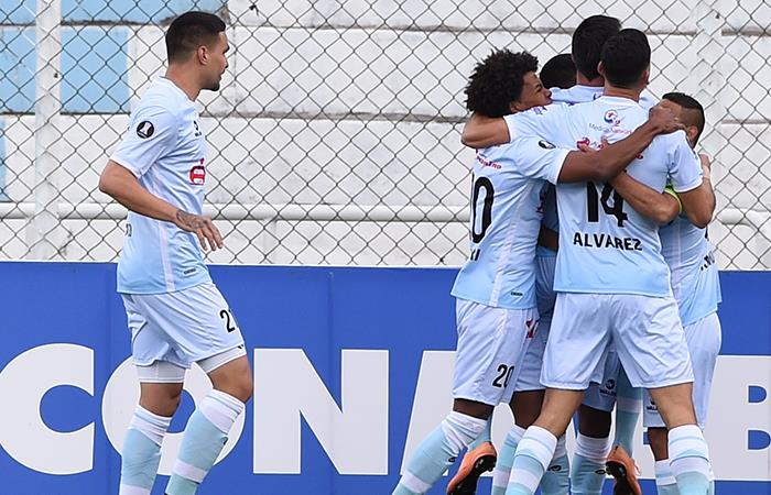 Real Garcilaso vs Santos: los goles del triunfo cusqueño en Copa Libertadores