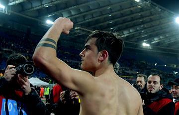 Juventus se llevó la victoria en los minutos finales