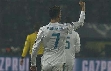 Cristiano Ronaldo: así fue su gol en el PSG vs Real Madrid