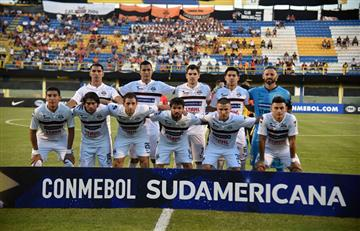 General Díaz eliminó a Barcelona de Ecuador de la Copa Sudamericana