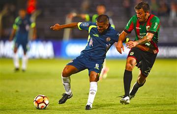 UTC fue goleado por Rampla Juniors y es eliminado de la Copa Sudamericana