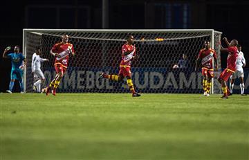 Sport Huancayo vs Unión Española: los goles que clasificaron a huancaínos a la segunda fase de Copa Sudamericana