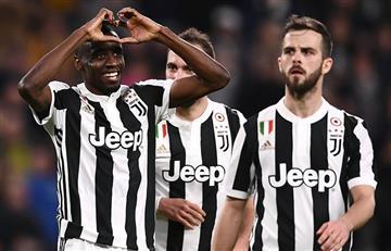 Juventus venció al Atalanta y se encamina hacia un nuevo Scudetto