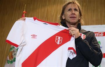 Ricardo Gareca se refirió a eventuales regresos a la Selección Peruana