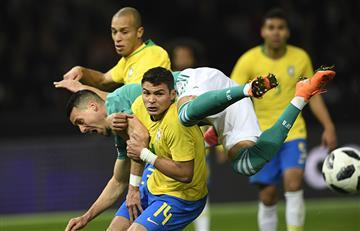 Brasil le ganó a Alemania y cierra con victoria la fecha FIFA