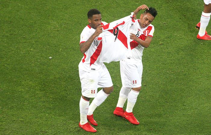 Selección Peruana (Foto: Andina)