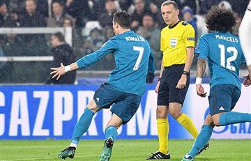 Juventus vs Real Madrid: gol de Cristiano Ronaldo que silenció Turín