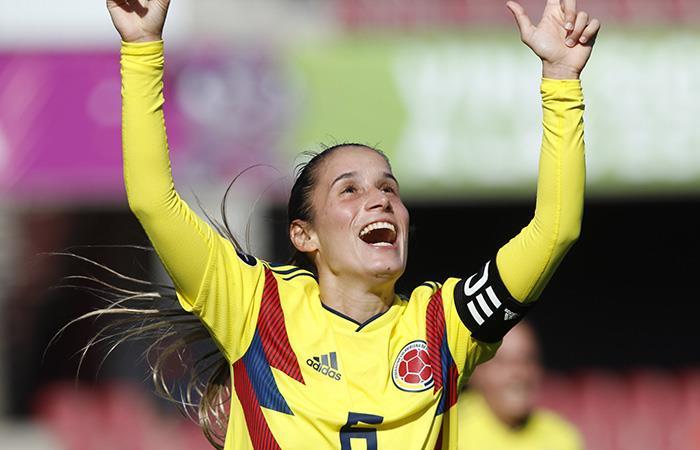Colombia goleó a Uruguay en el inicio de la Copa América Femenina