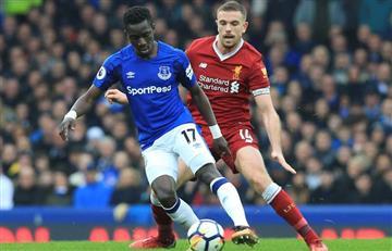 Liverpool empató con Everton previo al duelo con Manchester City por Champions
