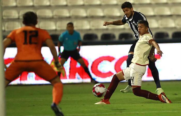 Alianza Lima salió de perdedor a costa de Universitario de Deportes