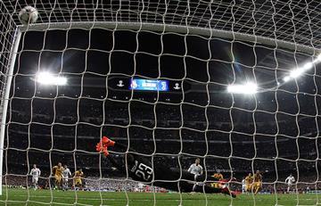 Real Madrid vs Juventus: los goles del partido de Champions League