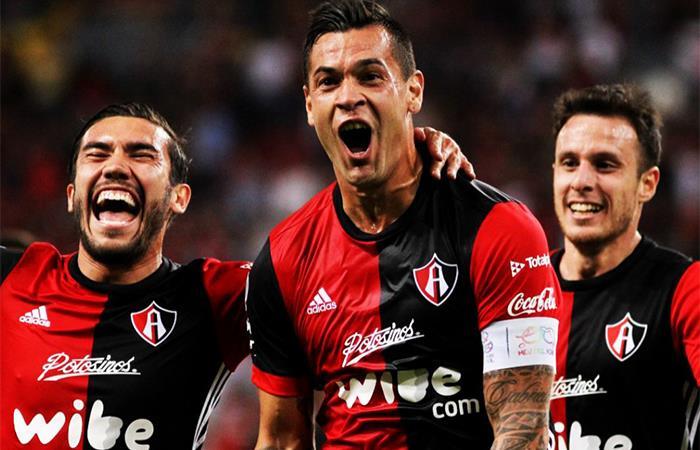Atlas logró un triunfo agónico sobre Querétaro en la Liga MX