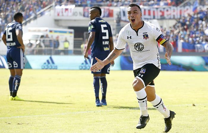 Colo Colo se llevó el Superclásico tras vencer a la U de Chile en el Nacional