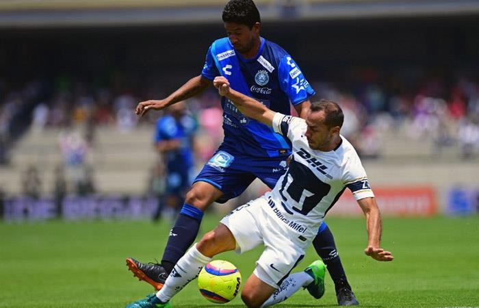Con Anderson Santamaría, Puebla sumó su quinto partido sin ganar en la Liga MX