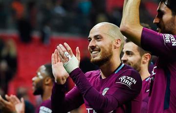 Manchester City derrotó al Tottenham y podría gritar campeón este domingo
