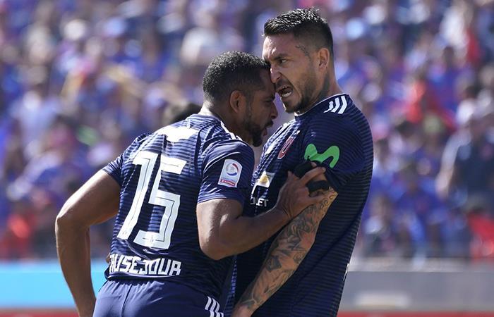 U de Chile vs Colo Colo: revive la pelea entre Beausejour y Pinilla en el Superclásico