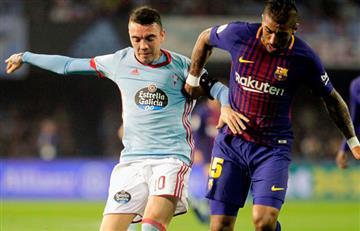 Barcelona con suplentes empató con el Celta de Vigo por LaLiga