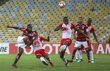 Flamengo no pudo de local ante Santa Fe y empató 1-1 por la Copa Libertadores