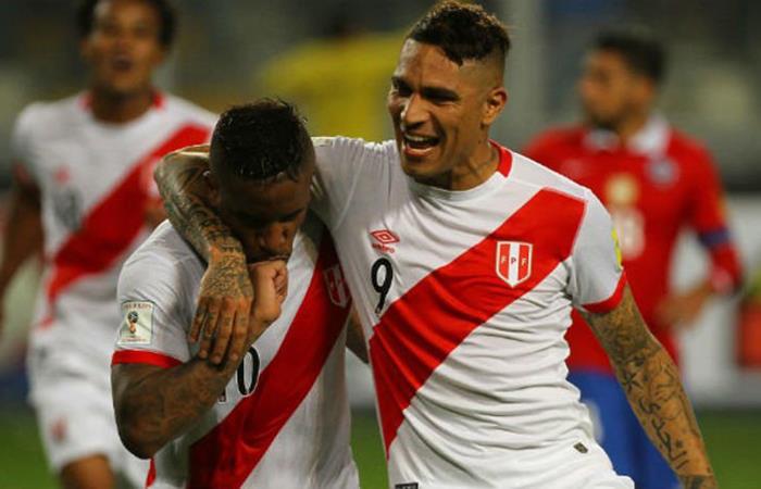 Selección Peruana: ¿puede jugar sin Paolo Guerrero?