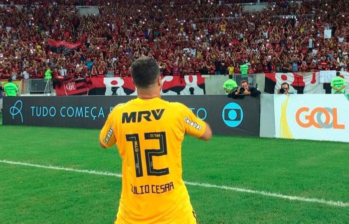 Flamengo, líder provisional tras ganar a Mineiro