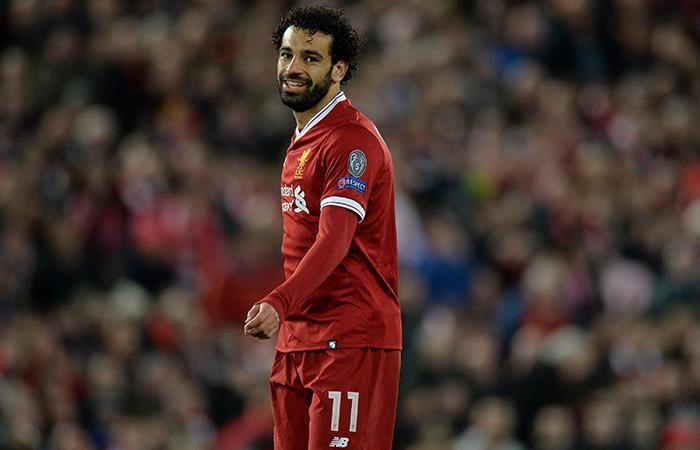 Mohamed Salah segundo en las apuestas a ganar el Balón de Oro