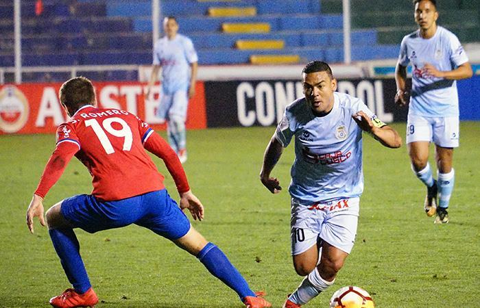 Real Garcilaso vs Nacional EN VIVO ONLINE por Copa Libertadores