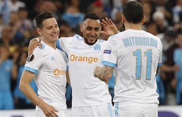 Marsella cumple su rol en casa para llegar a la final de la Europa League