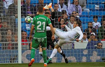 Con suplentes, Real Madrid logró derrotar al Leganés y ahora piensa en Bayern Múnich