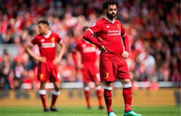 Salah perdona y el Stoke saca un punto insuficiente de Anfield