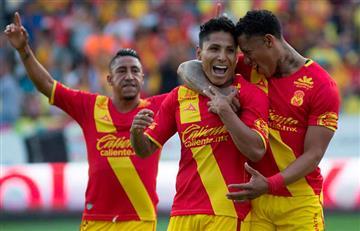 Club grande de México estaría interesado en fichar a Raúl Ruidíaz