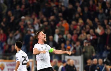 Roma vs Liverpool: así fueron los goles del partido